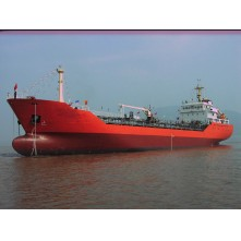 6400DWT oil tanker ship