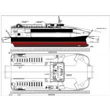 Ro-Ro passenger barge